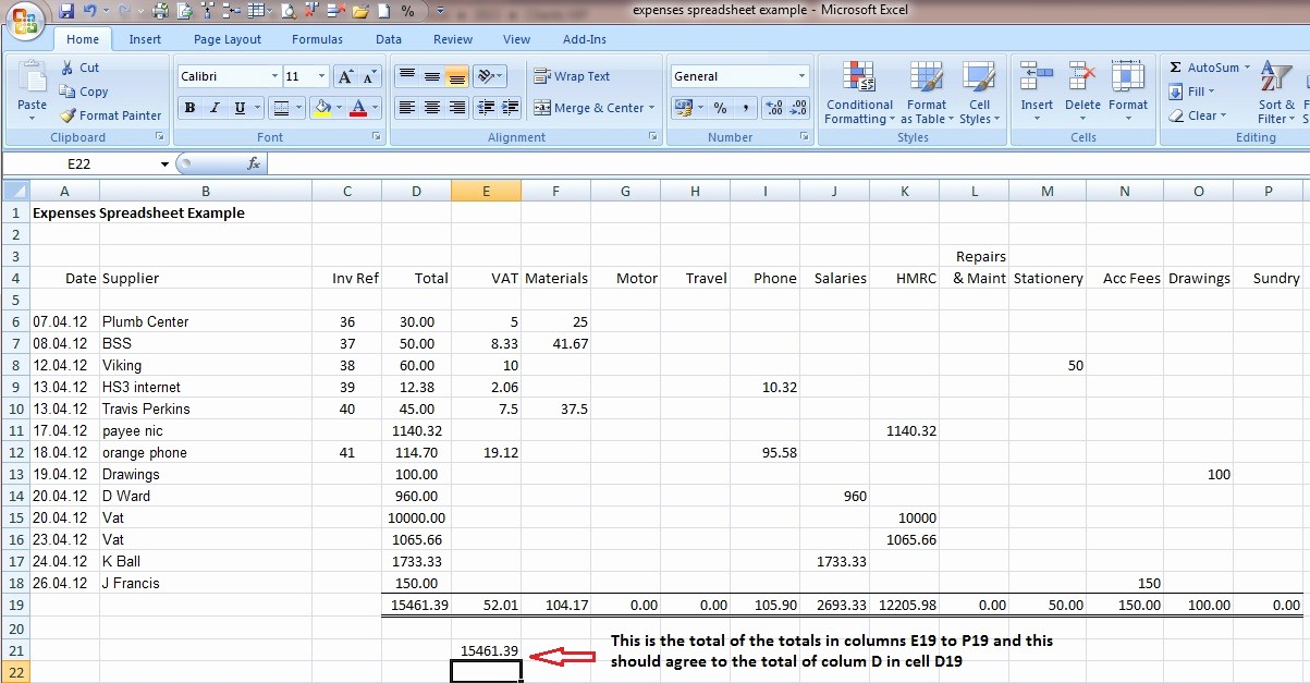 Sample Spreadsheet for Small Business Inspirational Small Business Accounting Spreadsheet Examples Small