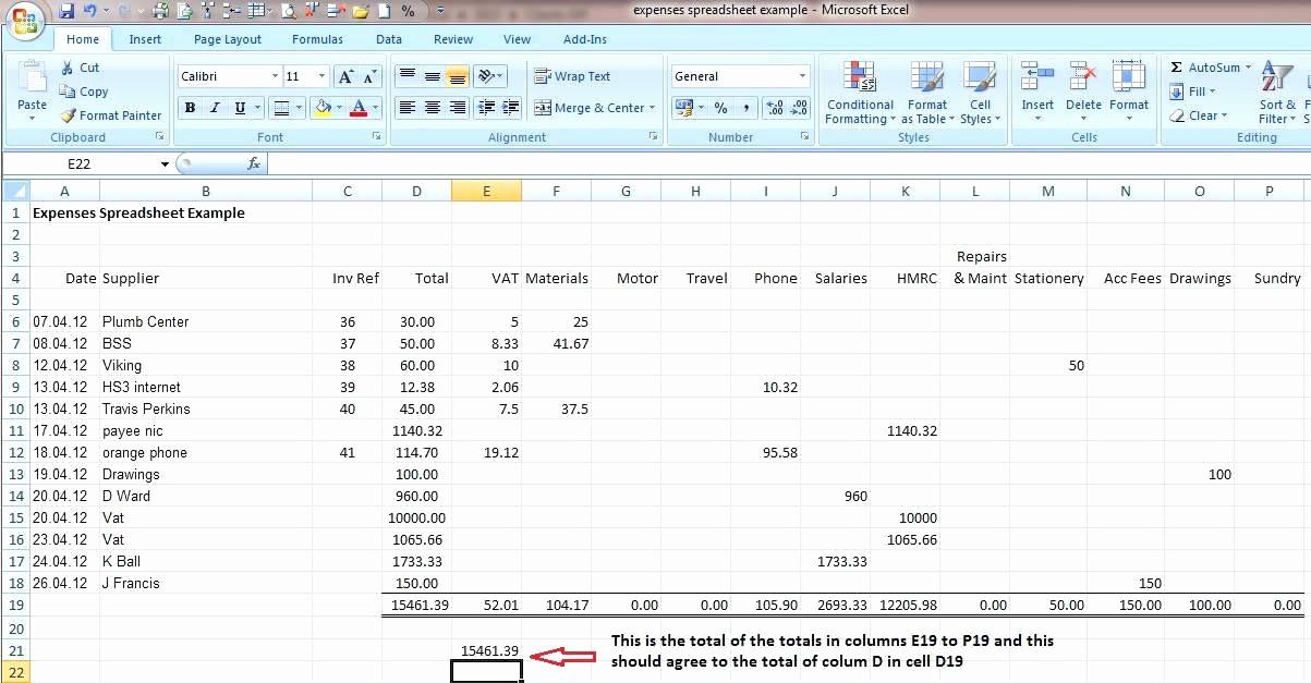 Sample Spreadsheet for Small Business Lovely Spreadsheet Small Business Template Record Keeping