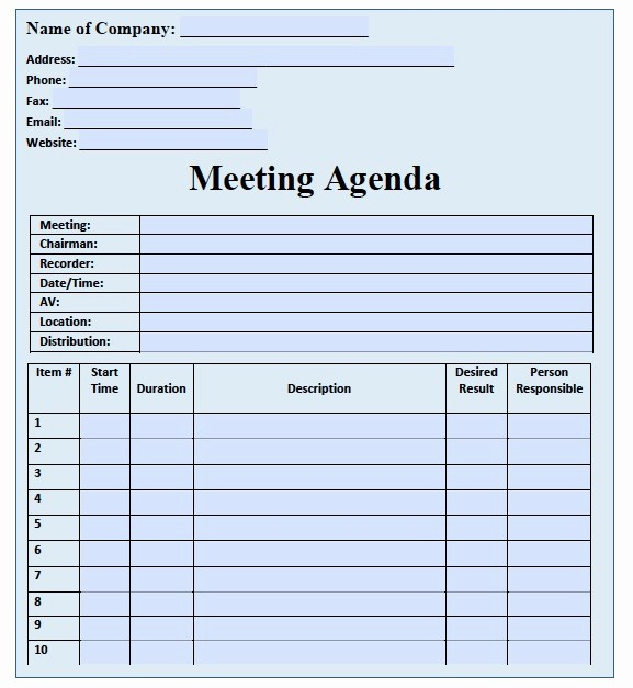 Sample Staff Meeting Agenda Template Luxury Best S Of Sample Agenda Template Sample Meeting