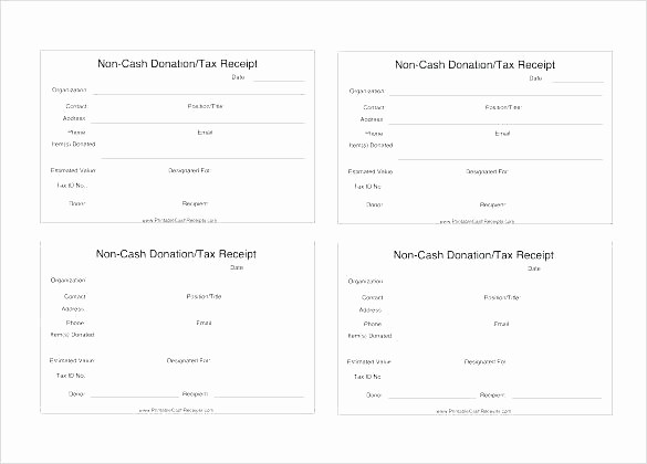 Sample Tax Deductible Donation Receipt Lovely Tax Deductible Donation form Template – Onlineemilyfo