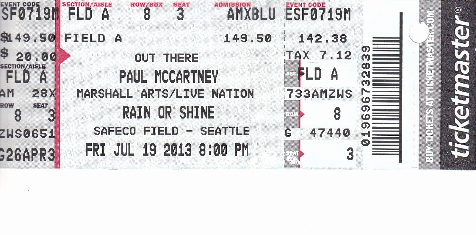 Sample Tickets for events Template New Inspiring Detail Information Of event Concert Ticket