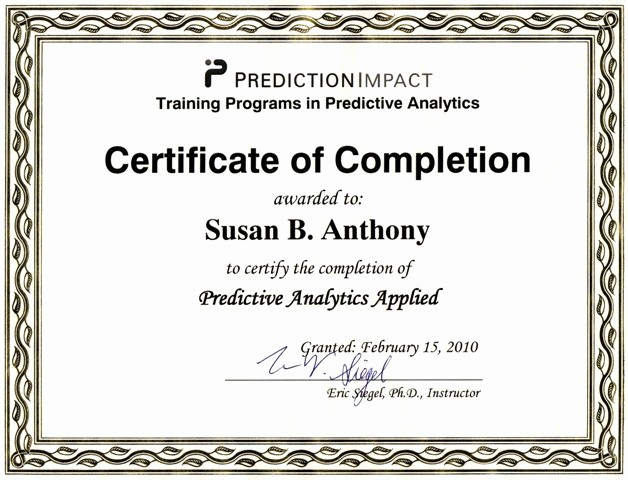 Sample Training Certificate Of Completion Inspirational Certificate Online the Oscillation Band