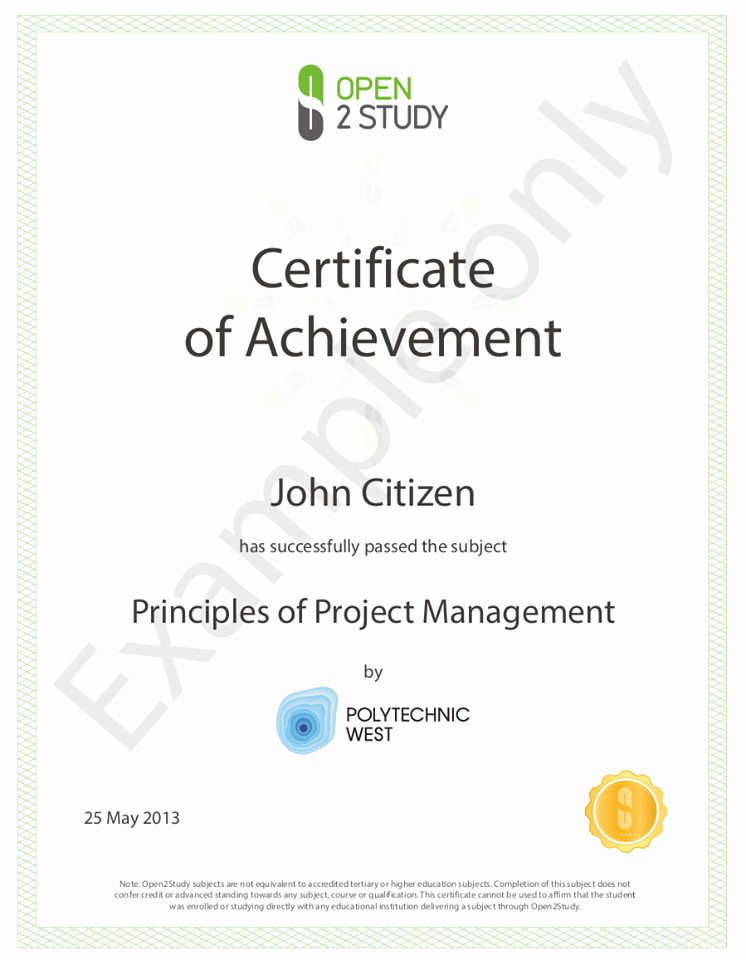 Samples Of Certificate Of Achievement Awesome where to Get Free Line Courses with Certificate