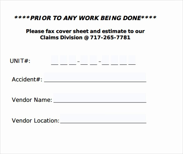 Samples Of Fax Cover Sheet New 12 Fax Cover Sheet Samples Templates Examples