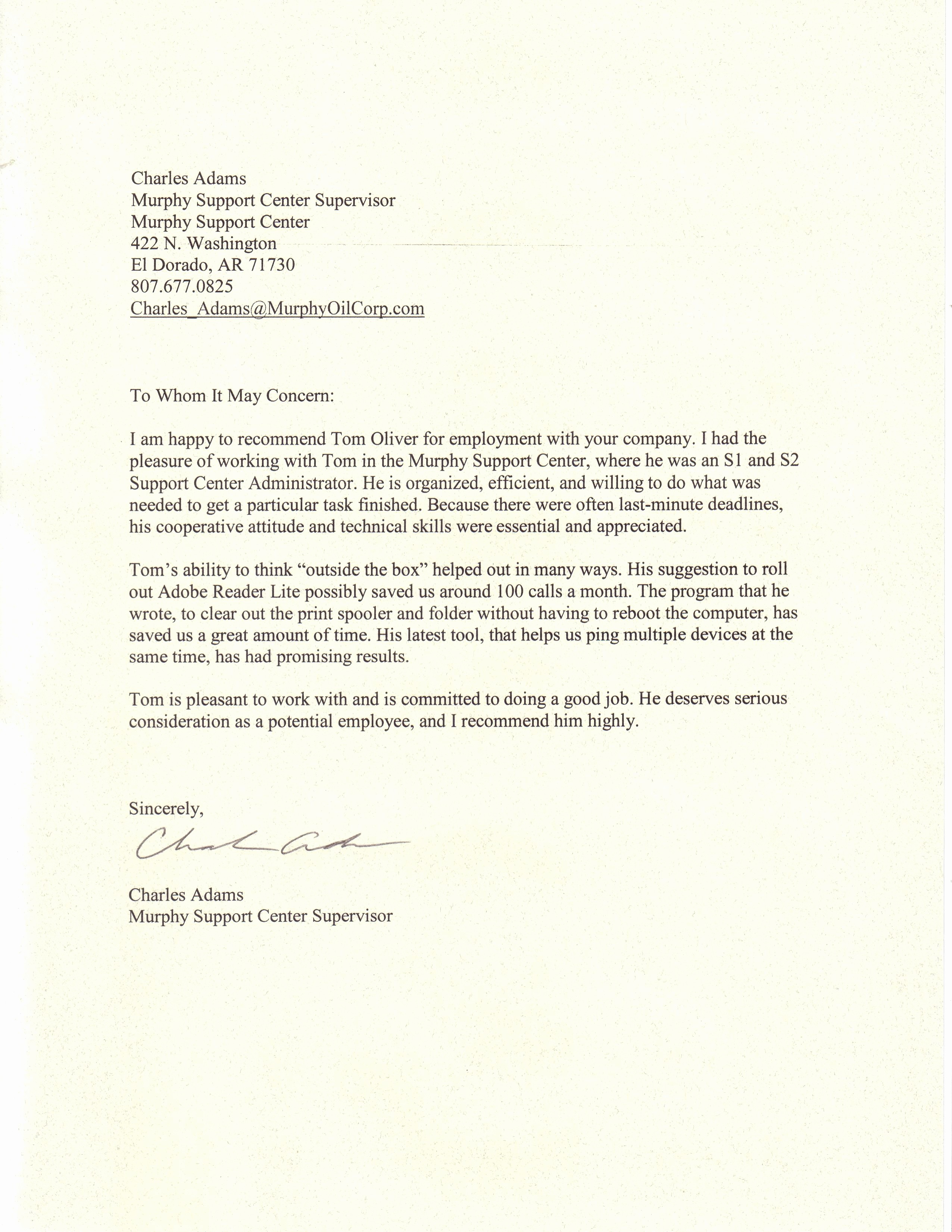 Samples Of Letters Of References Luxury Sample Professional Reference Letter Example