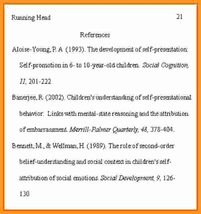 Samples Of Work Cited Pages Luxury Examples Works Cited Pages In Apa format