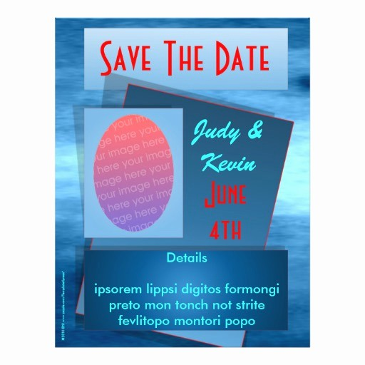 Save the Date Flyer Ideas Awesome Save the Date Flyer