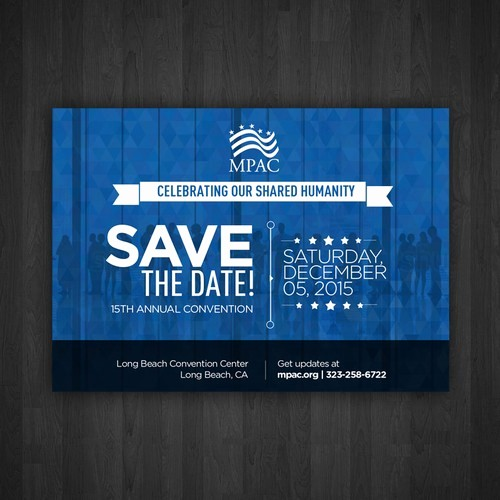 Save the Date Flyer Ideas Best Of Save the Date event Postcard