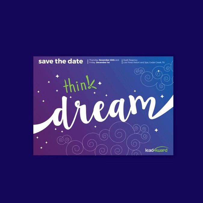 Save the Date Flyer Ideas Inspirational Save the Date Postcard for Educators Conference