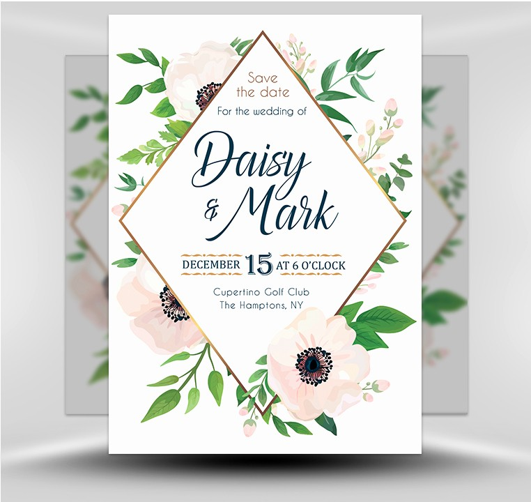 Save the Date Flyer Ideas New Save the Date Flyer Template 8 Flyerheroes