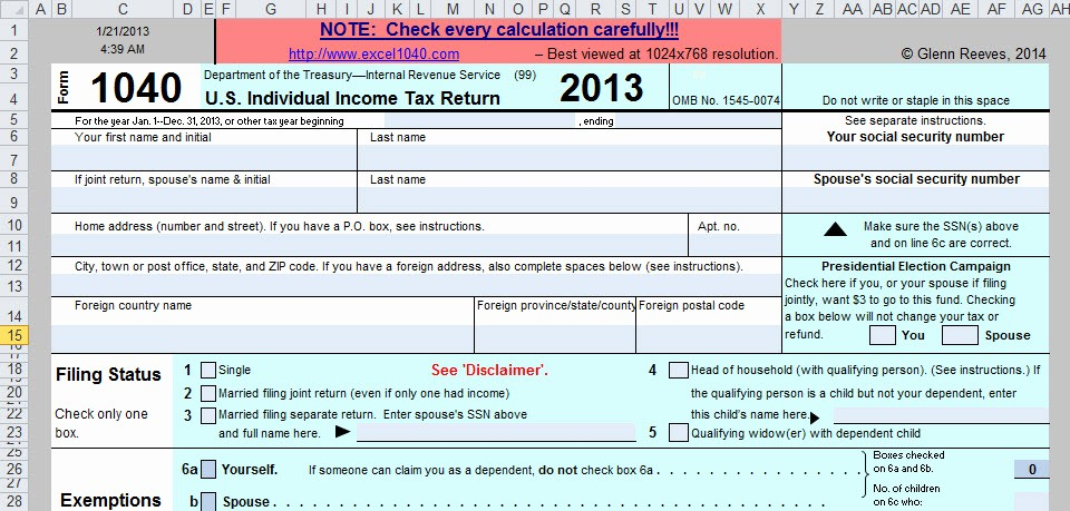 Schedule C Expense Excel Template Best Of It's form 1040 In Excel—need I Say More Going Concern