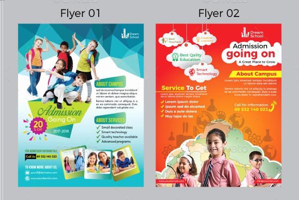 School Brochure Template Free Download Beautiful School Flyer 23 School Flyer Templates Free Premium