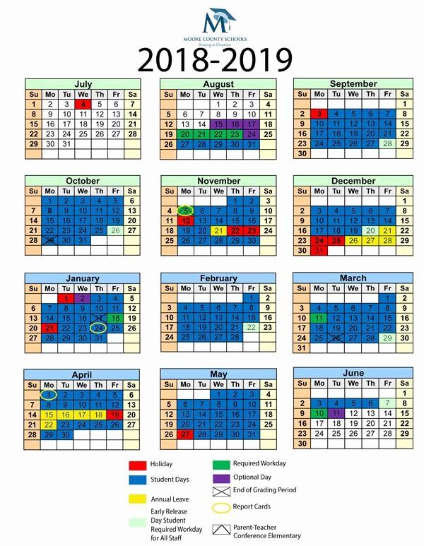 School Calendar 2018 19 Template Luxury 2018 Calendar Arabic English – 2018 New Year