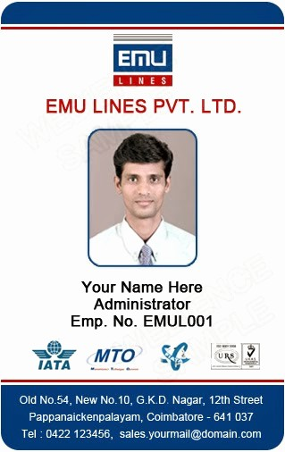 School Id Template Free Download Beautiful Id Card Coimbatore Ph Free Id Card