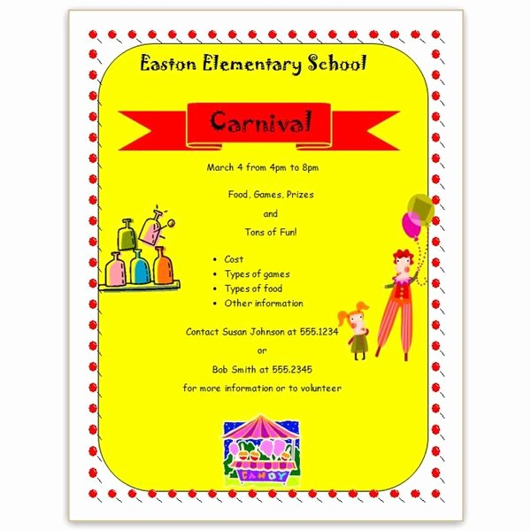 School Open House Flyer Template Awesome Flyer Design Gallery Category Page 53 Designtos