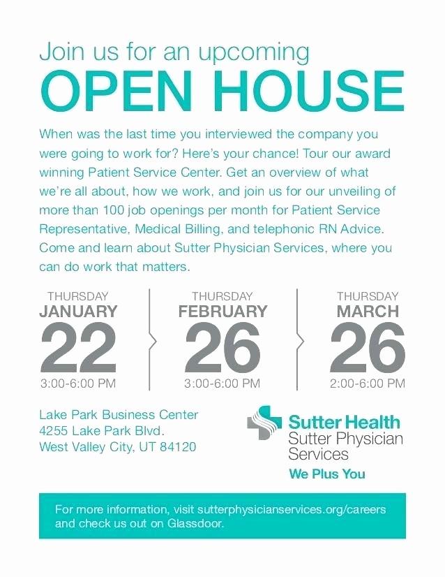 School Open House Invitations Templates Fresh School Open House Invitation Template Day Wording