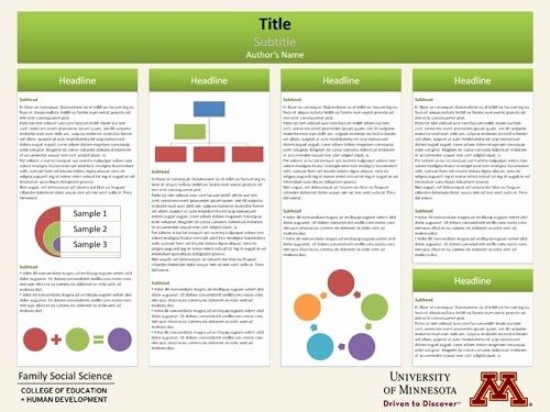 Science Powerpoint Templates Free Download Awesome Scientific Poster Presentation Templates Free Download