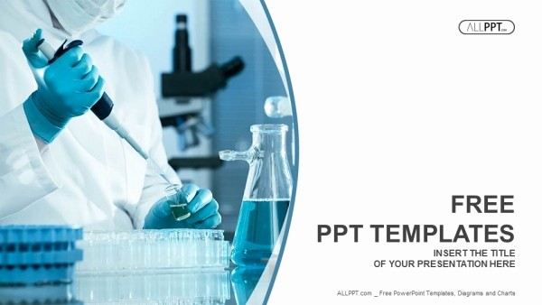 Science Powerpoint Templates Free Download Beautiful Scientific Researcher In Medical Powerpoint Templates