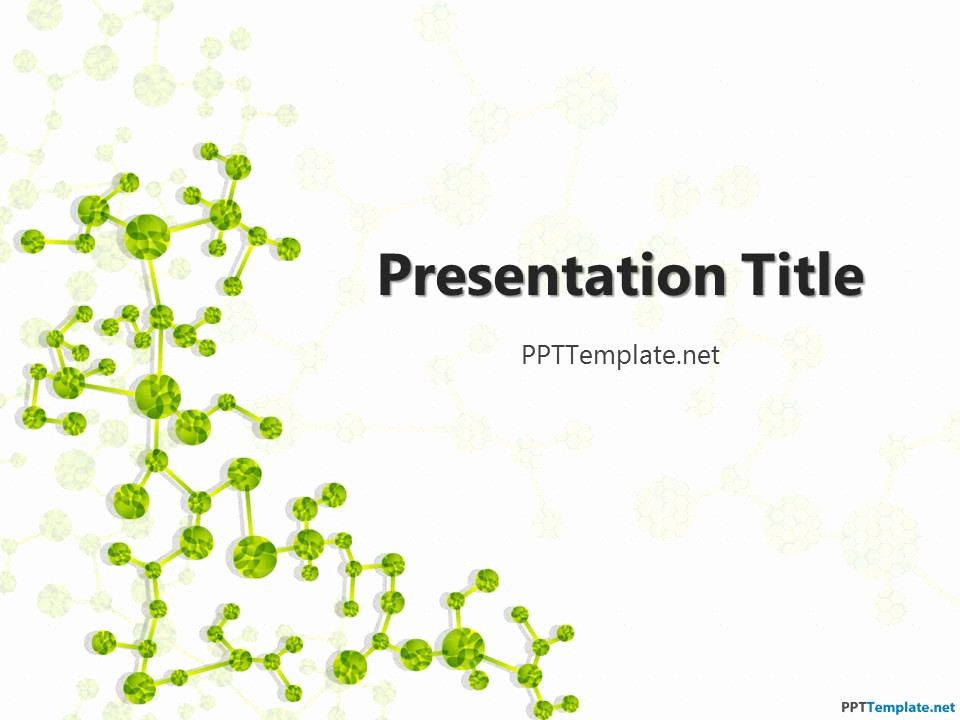 Science Powerpoint Templates Free Download Best Of Free Biology Ppt Template