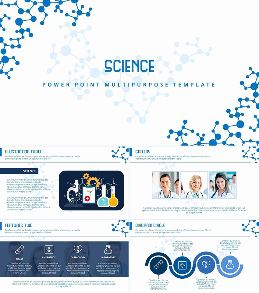 Science Powerpoint Templates Free Download Fresh 25 Medical Powerpoint Templates for Amazing Health