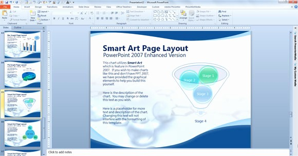 Science Powerpoint Templates Free Download Fresh Free Scientific Powerpoint Template
