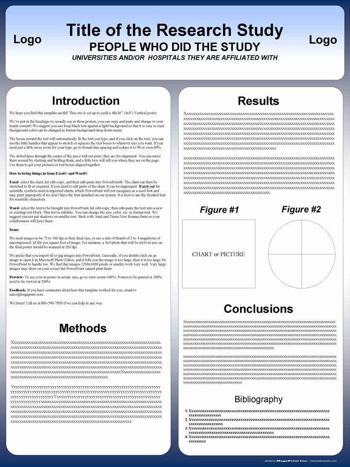 Scientific Poster Template Powerpoint Free Beautiful Best 25 Powerpoint Poster Template Ideas On Pinterest