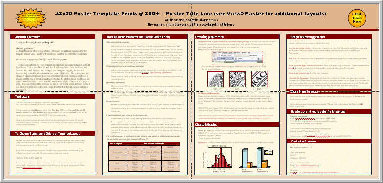 Scientific Poster Template Powerpoint Free Beautiful Posters4research Free Powerpoint Scientific Poster Templates