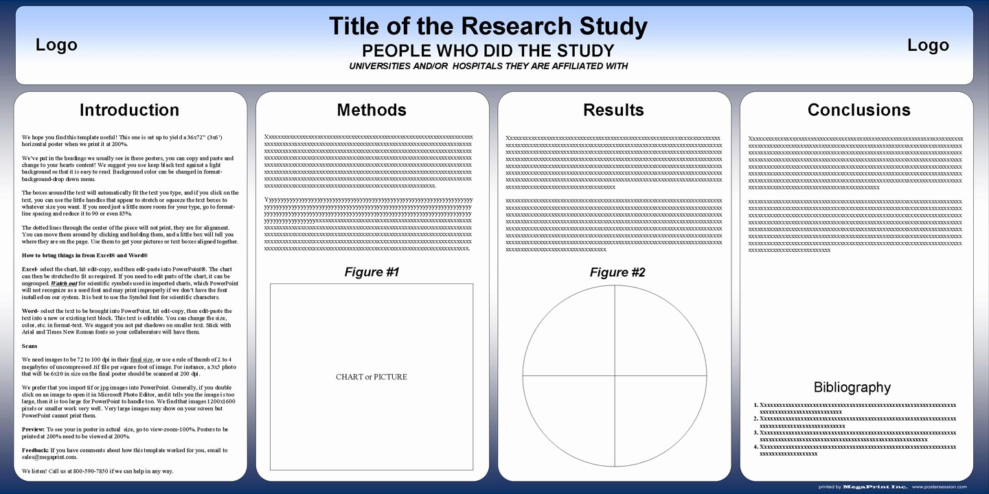 Scientific Poster Template Powerpoint Free Best Of Free Powerpoint Scientific Research Poster Templates for