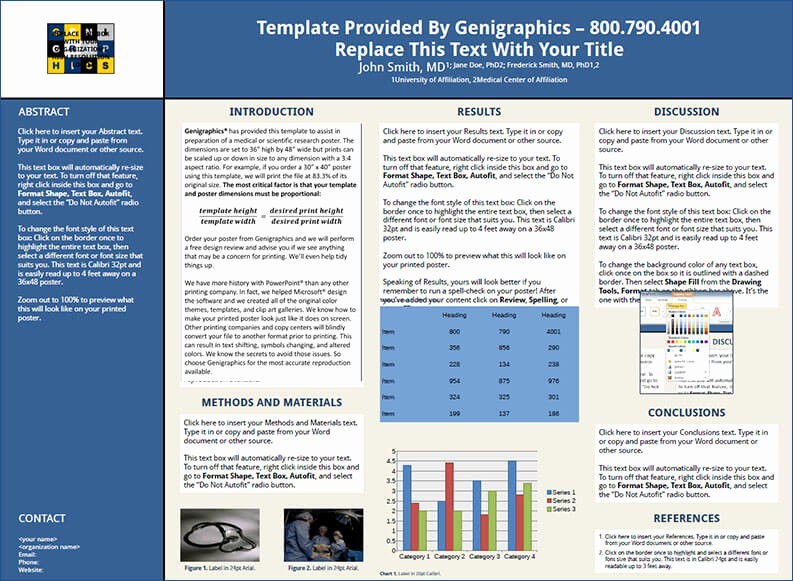 Scientific Poster Template Powerpoint Free Elegant 14 Scientific Research Poster Templates Free Ppt Pdf