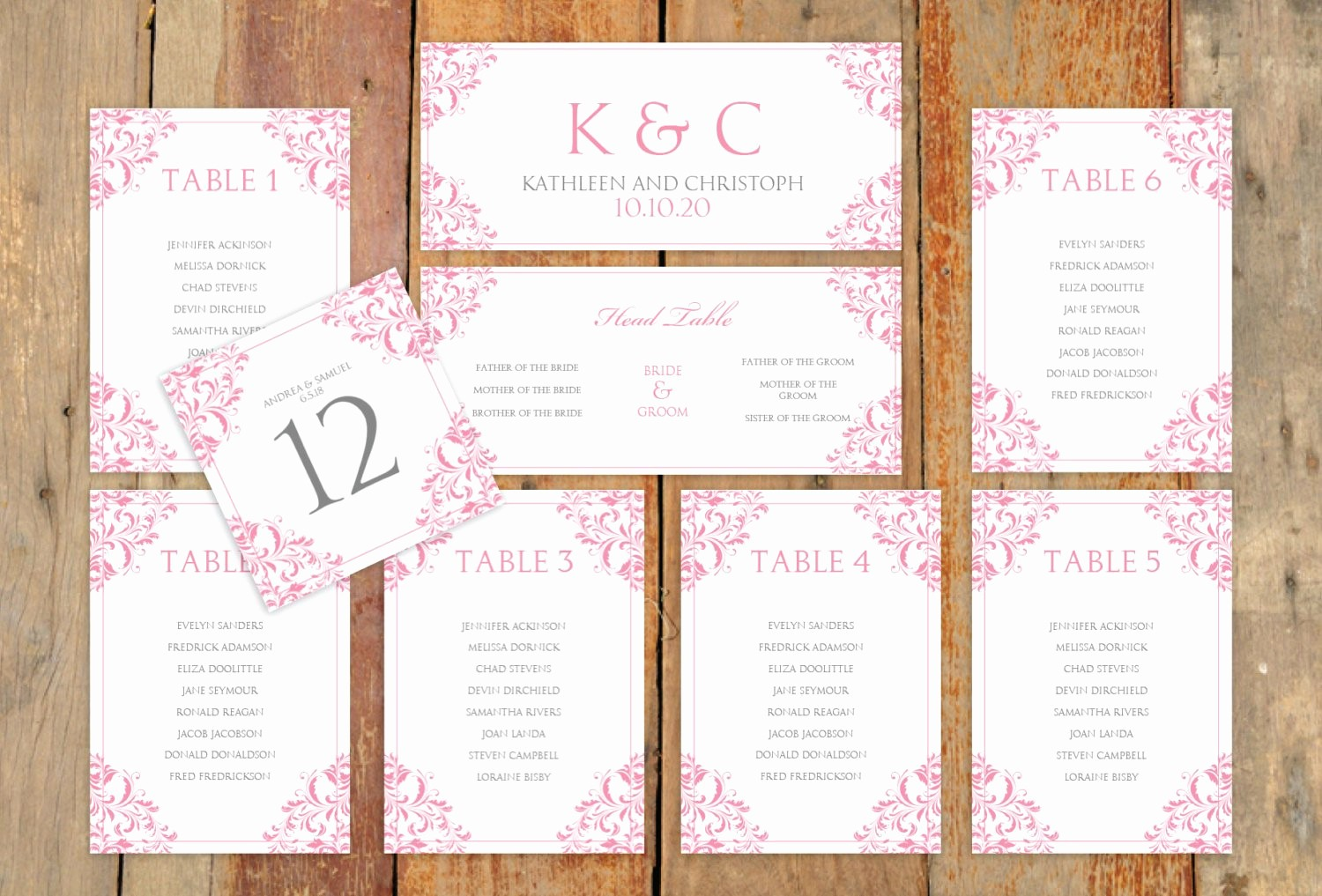 Seating Chart Wedding Template Free Luxury Wedding Seating Chart Template Download by Karmakweddings