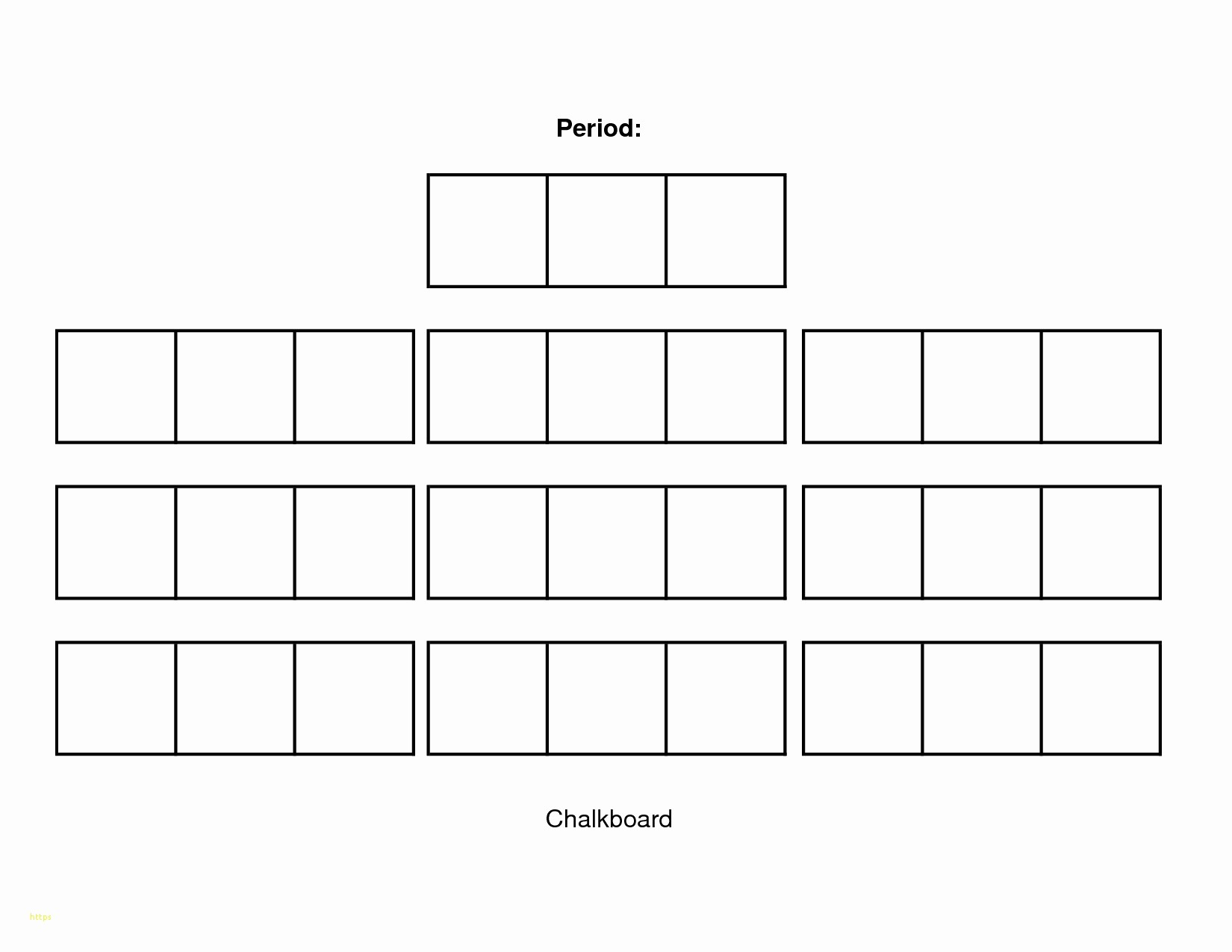 Seating Charts Templates for Classrooms Elegant Classroom Seating Chart Template Excel