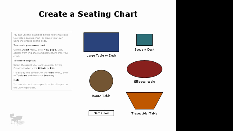 Seating Charts Templates for Classrooms Luxury Seating Charts