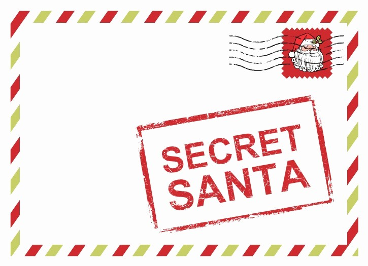Secret Santa Gift Exchange Template Elegant Gift Exchange Ideas Games for Fice Work & Family
