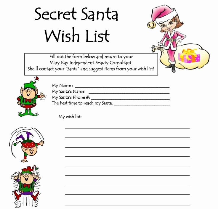 Secret Santa List for Work New 99 Best Mary Kay Images On Pinterest