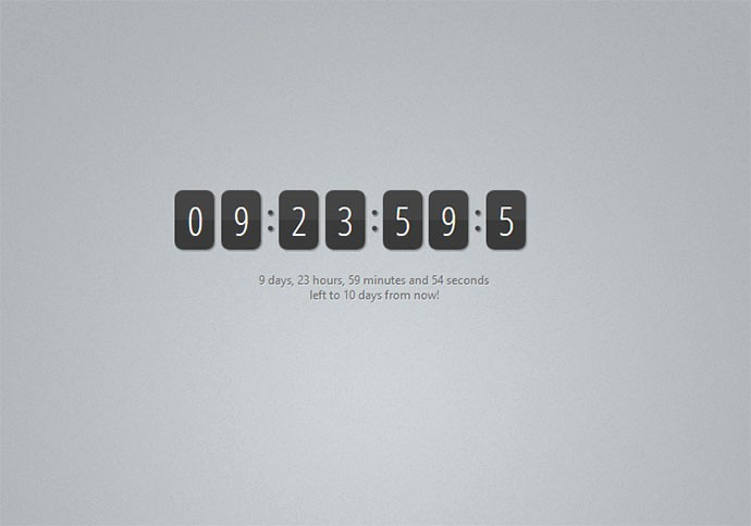 Set A 15 Min Timer Fresh 15 Jquery & Css3 Countdown Timer Scripts