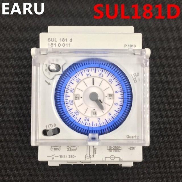 Set A 15 Min Timer Fresh Free Shipping Analog Mechanical Timer Switch 110v 220v 24