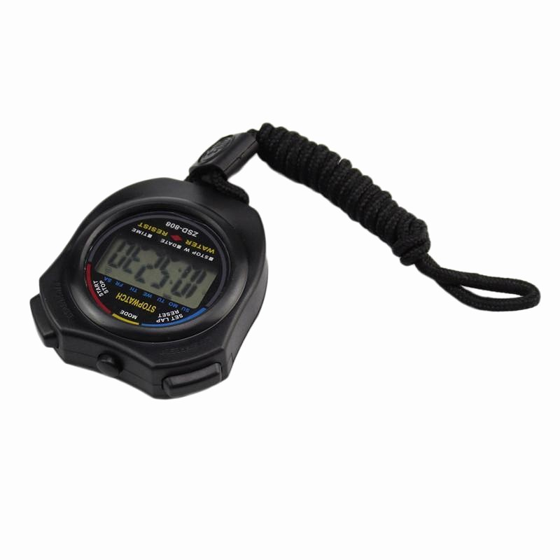 Set Stopwatch for 5 Minutes Awesome Stop Watch Lcd Digital Stopwatch Professional