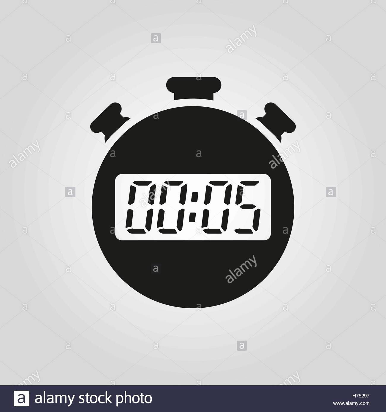 Set Stopwatch for 5 Minutes Best Of the 5 Seconds Minutes Stopwatch Icon Clock and Watch