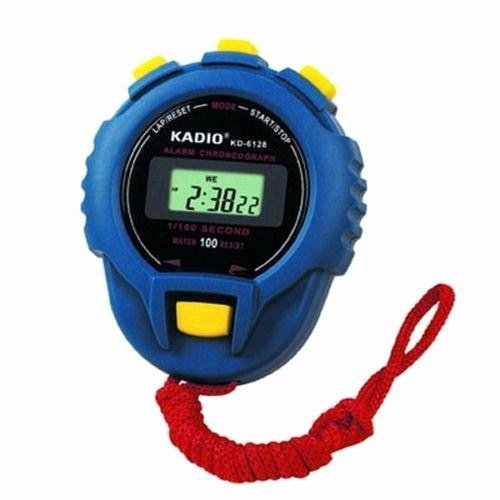 Set Stopwatch for 5 Minutes Luxury Stopwatch