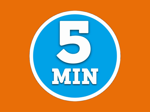 Set Stopwatch for 5 Minutes New 5 Minute Countdown Timer Regarding Five Minutes