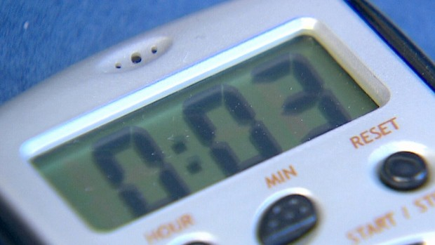 Set Stopwatch for 5 Minutes New Tario Doctors Urged to Set Timers to 5 Minutes In
