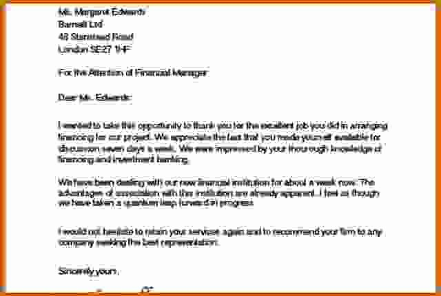 Set Up A Business Letter Beautiful 8 How to Set Up A Business Letter format