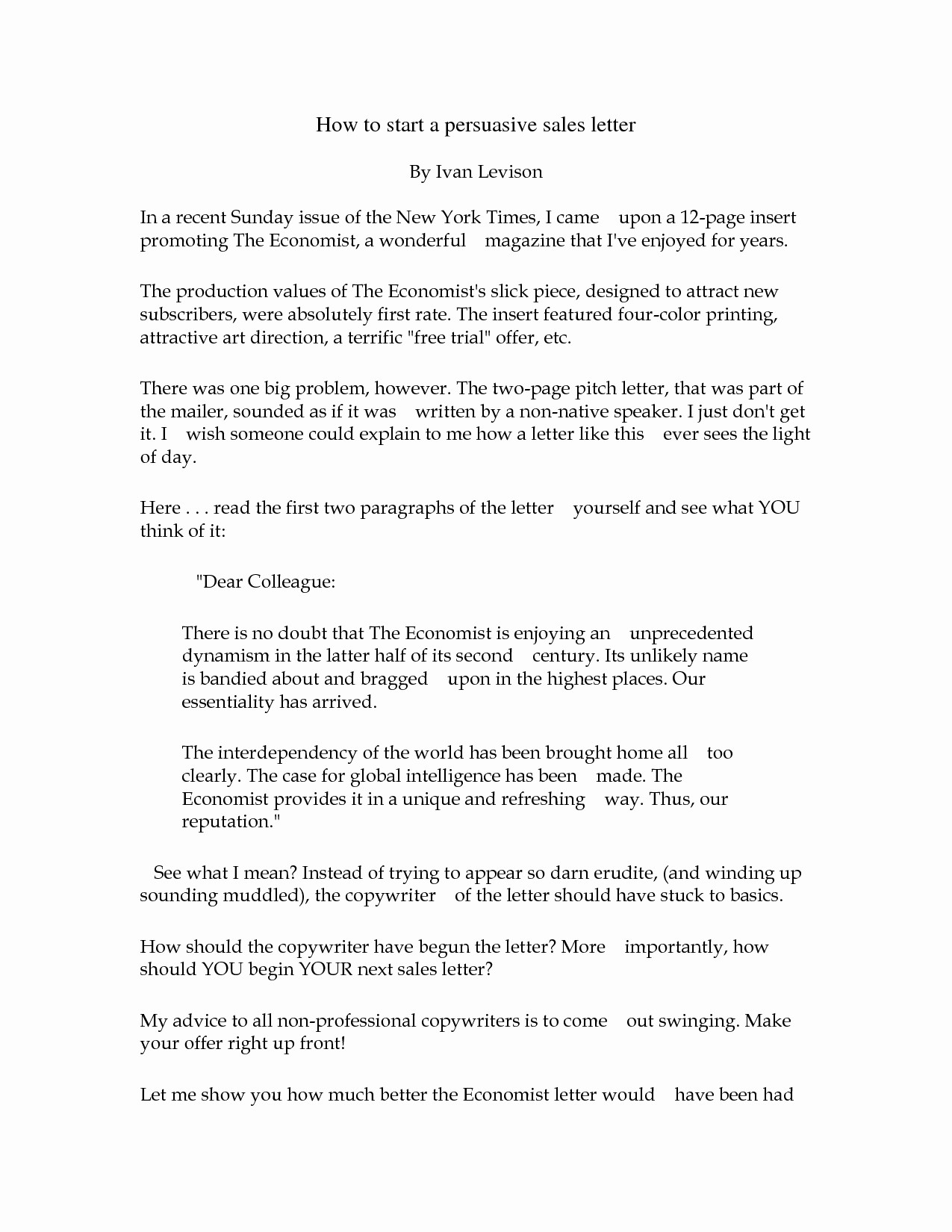 Set Up A Business Letter Beautiful How to Set Up A Business Letter