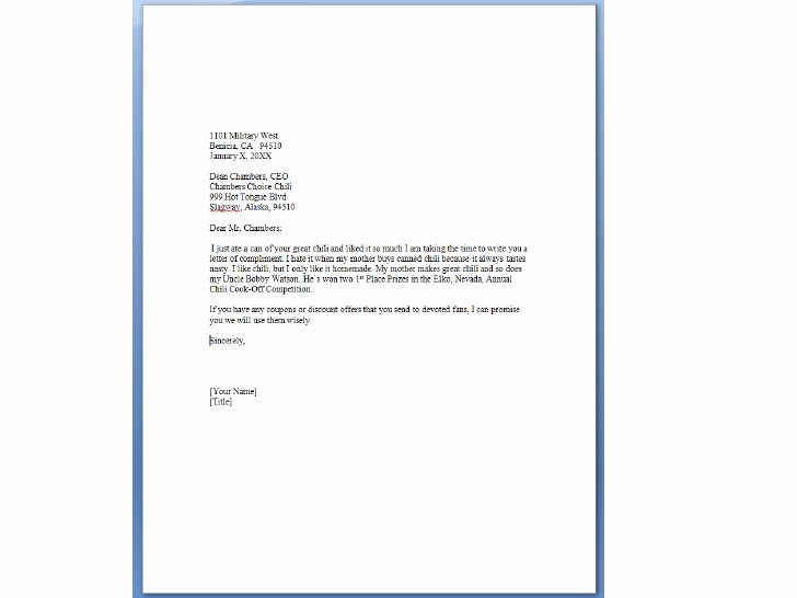 Set Up A Business Letter Best Of How to Write Business Letters