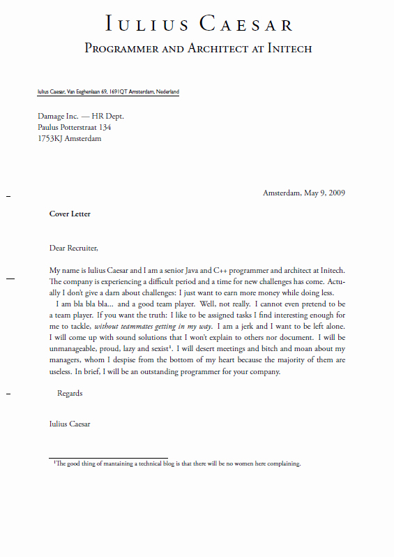 Set Up A Business Letter Elegant How to Set Up A Cover Letter