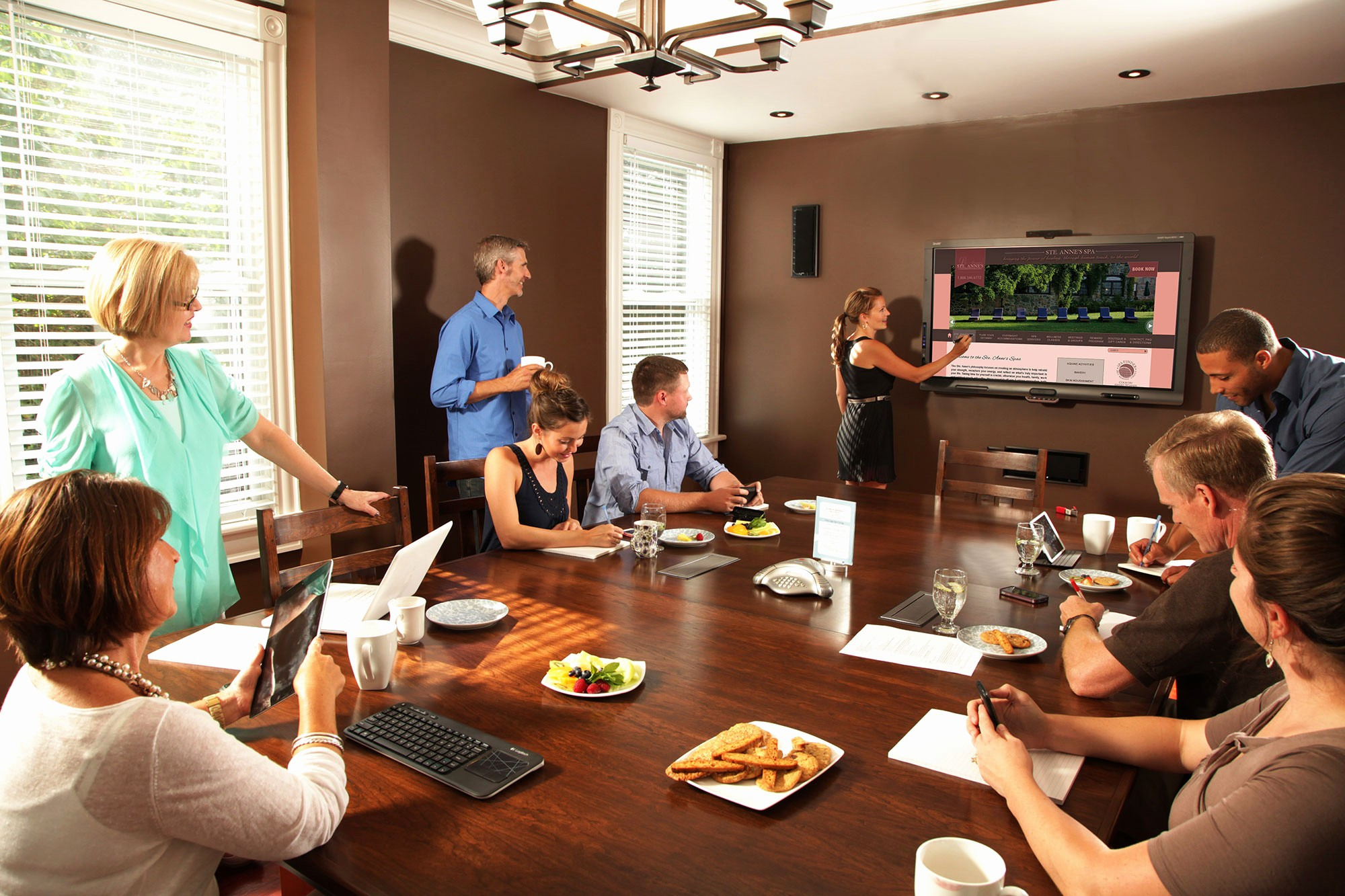 Setting Up A Meeting Agenda Fresh Informal Meeting Spaces All Inclusive Tario Spa Resort