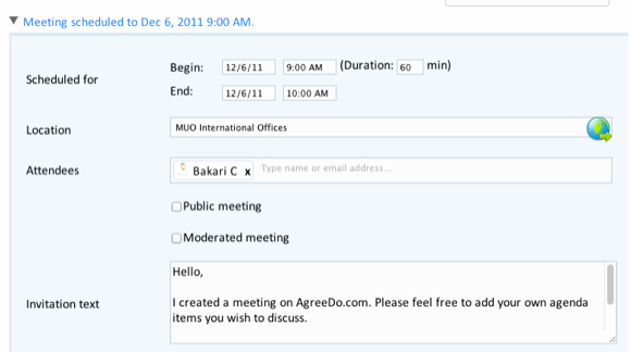 Setting Up A Meeting Agenda Lovely Agreedo Write & Manage Your Business Meeting Minutes for