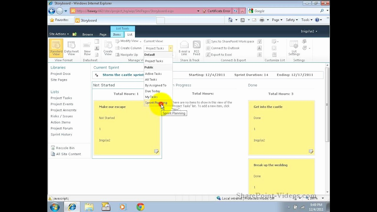 Sharepoint Work order Tracking System Beautiful Project Management In Point Introduction and