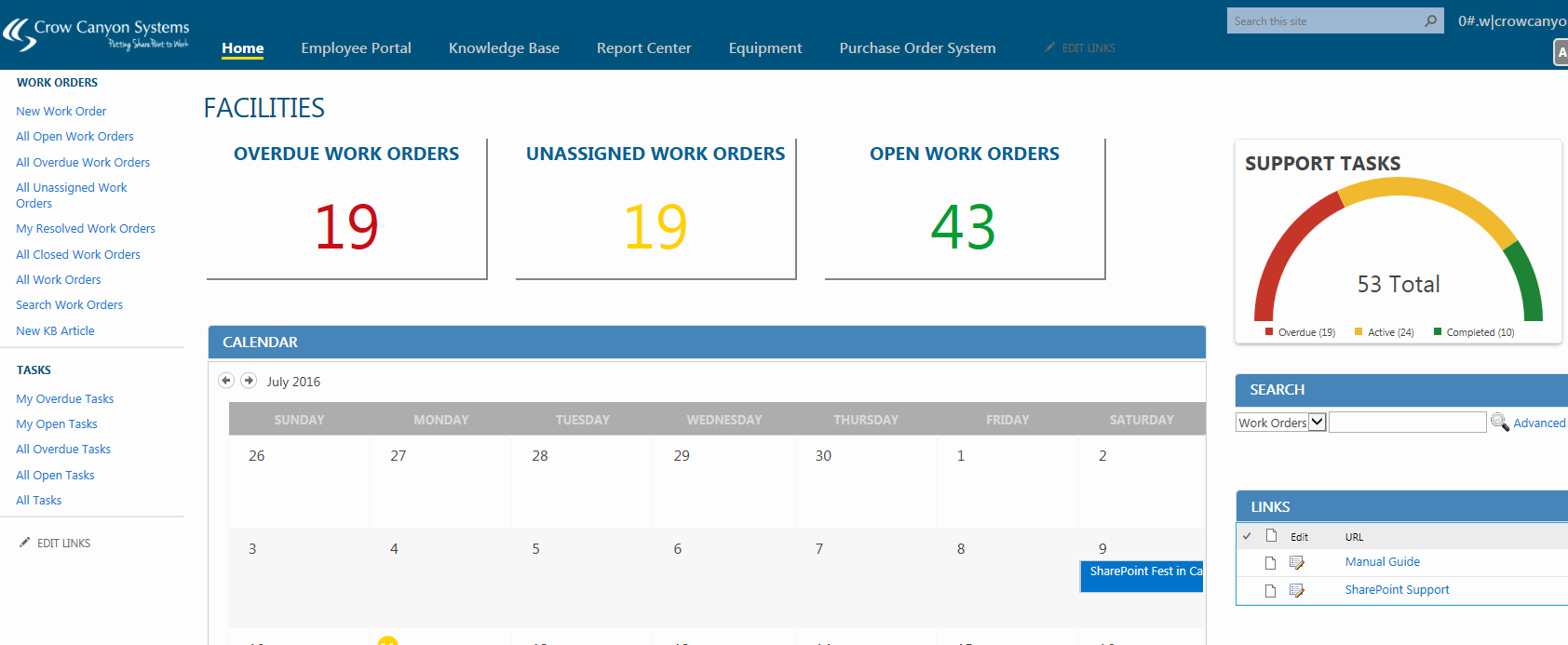 Sharepoint Work order Tracking System Best Of Equipment Tracking Work orders for Point & Fice 365