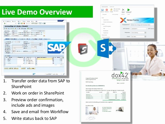 Sharepoint Work order Tracking System Unique Get Yourself Connected to Point and Sap From